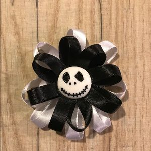 Other - Halloween Flower Loop bow